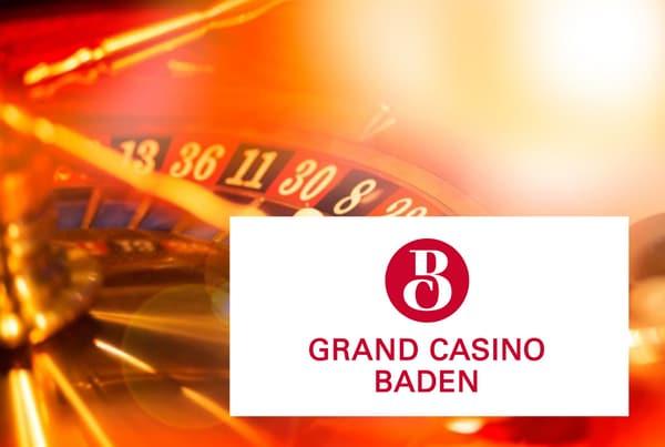 Casino Baden Gutschein - 60510