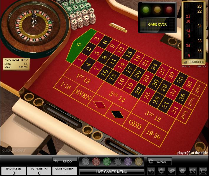 Roulette Beobachtungen Redbet - 42906