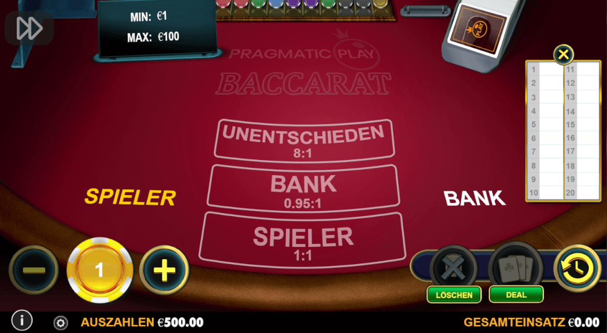 Spielautomat Gewinnchancen - 88990