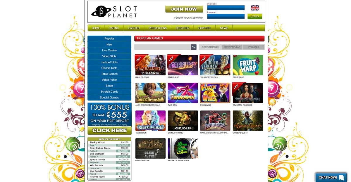 Online Casino - 45400
