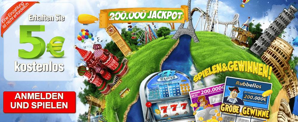 Online Casino Bonus - 26219