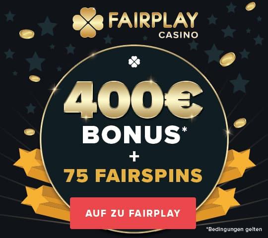 Casino Bonus umsetzen - 11031