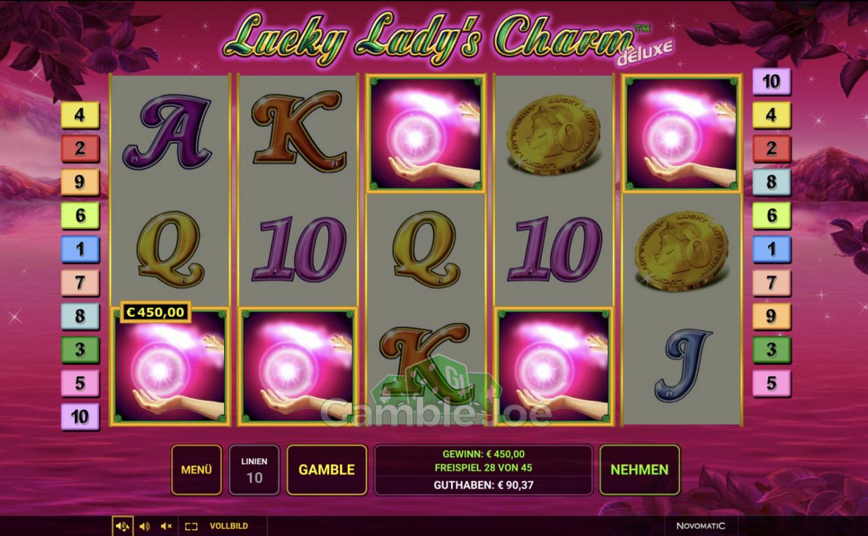 Lucky Gutscheincode - 68389