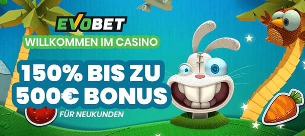 500 Casino Bonus - 87041