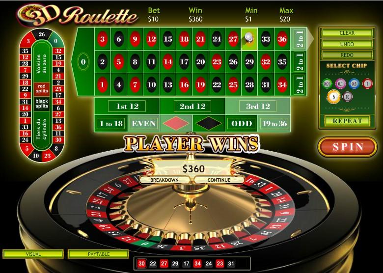 Roulette Schnelles Spiel - 14853