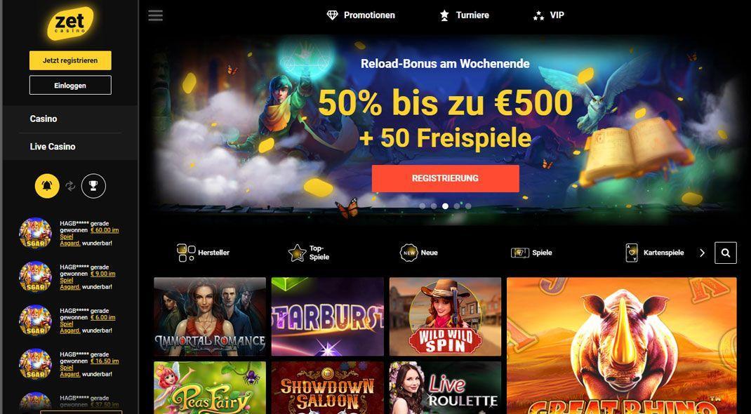 Casino Bonus Code - 59357