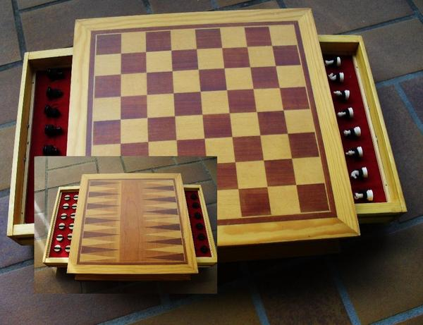 Backgammon wirklich - 41140