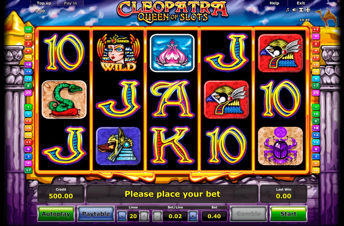 Klassische Spielautomaten online - 27407