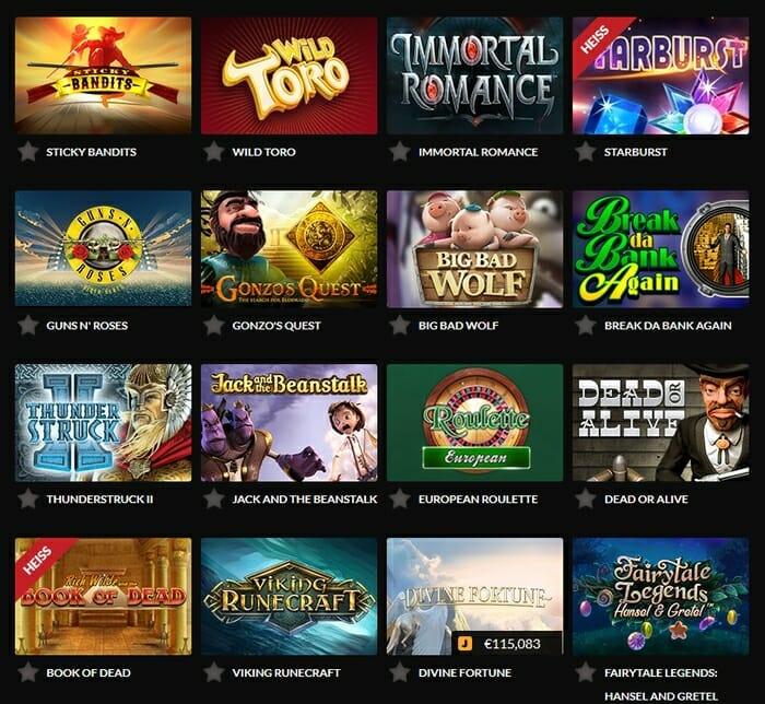 Casino Spiele - 68518