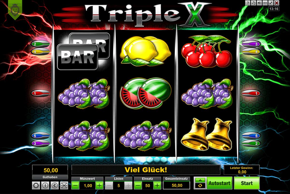 Triple X Bonus - 33204