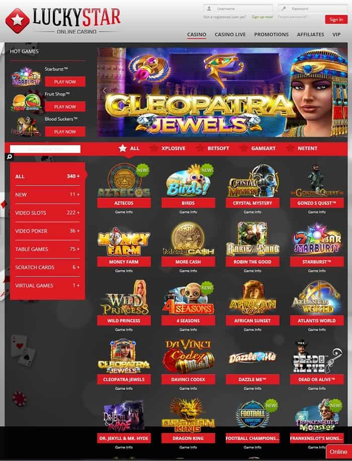 Online Casino - 40323
