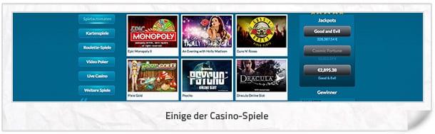 Casino auf - 58274