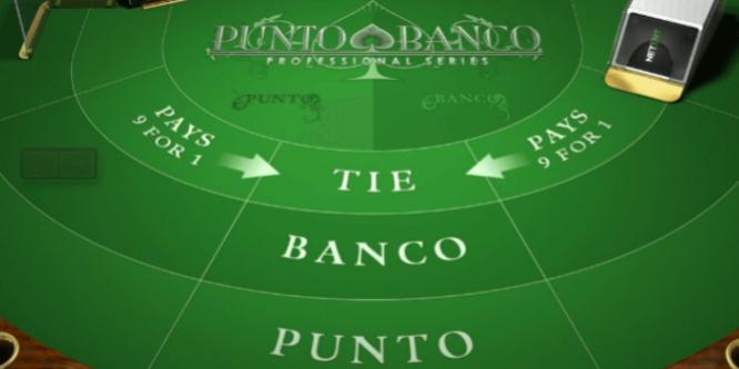 Punto Banco - 14231