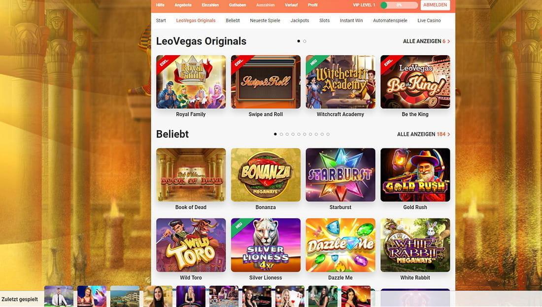 Online Casino Erfahrungen - 64006