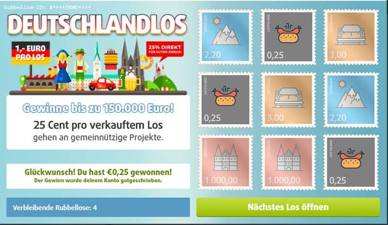 Lotto spielen - 11780