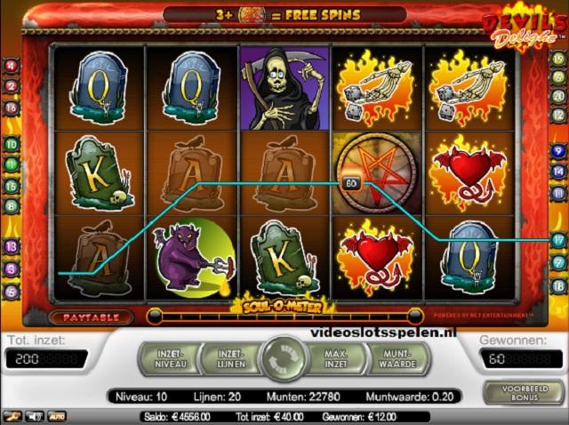 Geld Gewinnen Devils - 45881