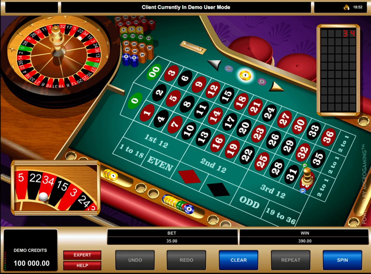 Amerikanisches Roulette - 80740