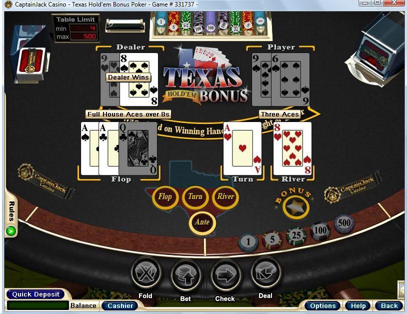 Free Texas Holdem - 50797