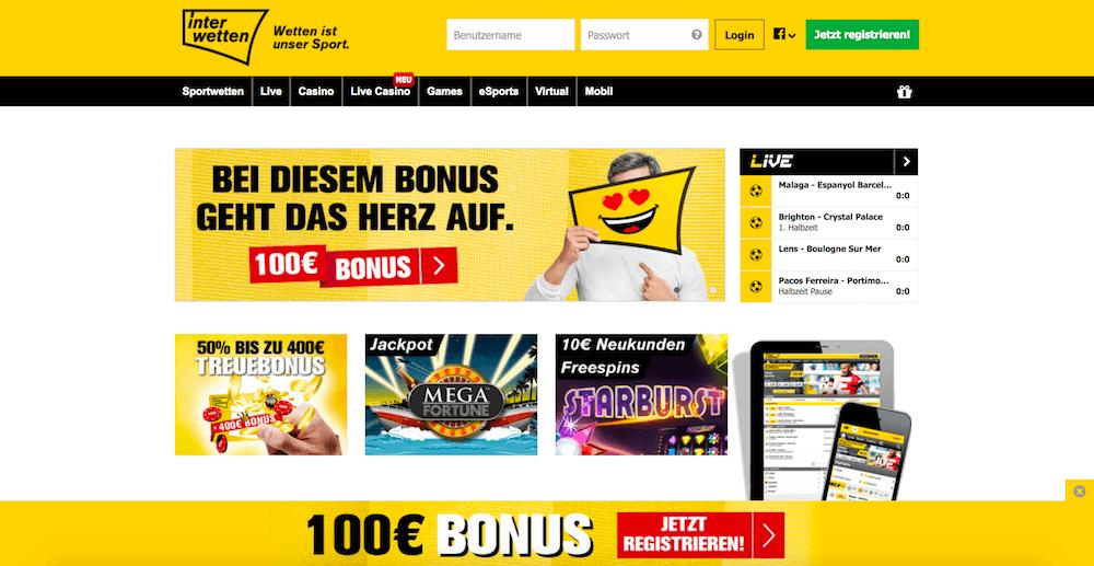 Sportwetten Bonus - 17584