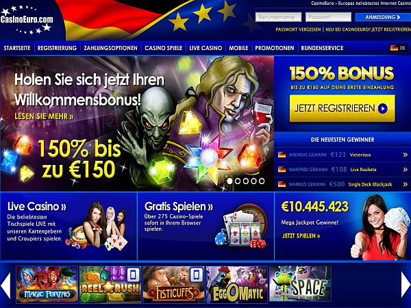 Casino euro - 20245