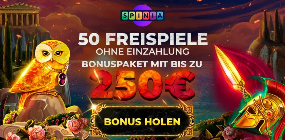 50 wirklich Freispiele - 90334