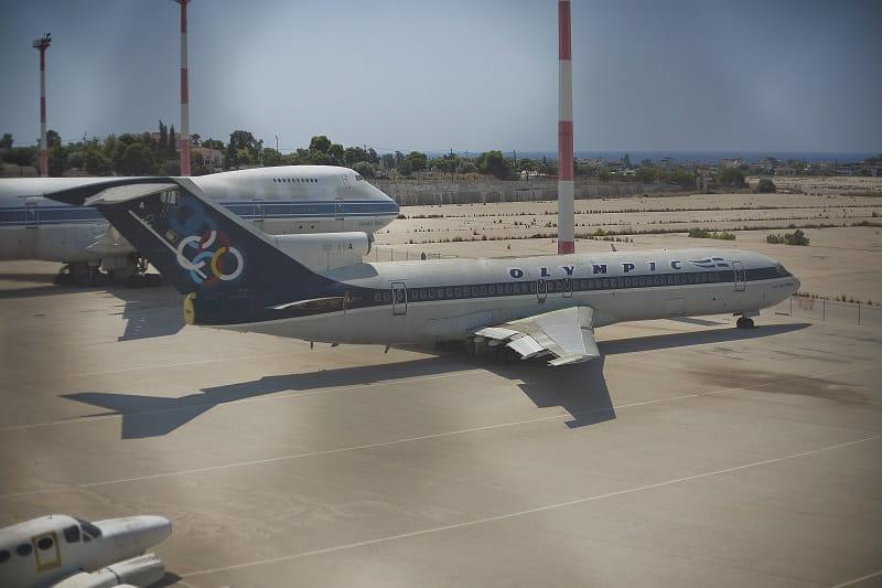 Athener Flughafen - 91554