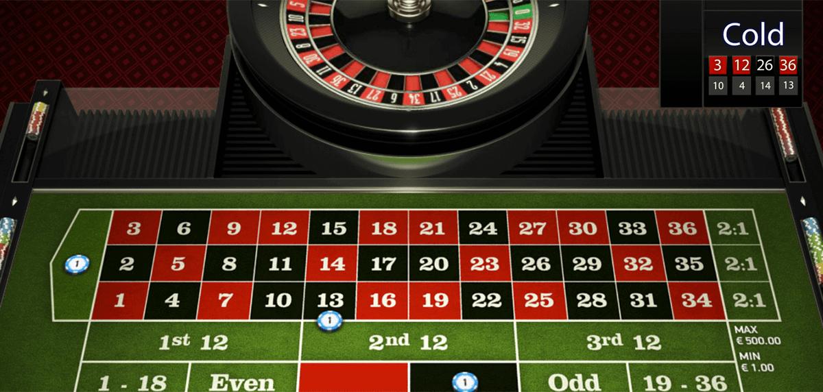 European Roulette online - 76282
