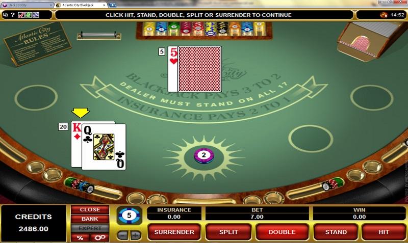 Black Jack Casino - 56127
