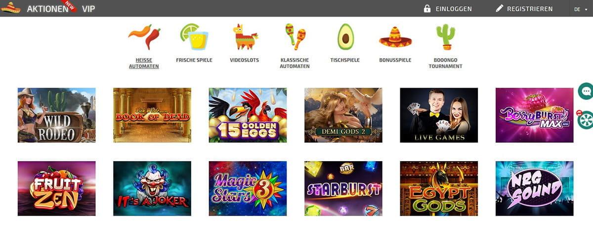Casino Auszahlung Spiele - 95289