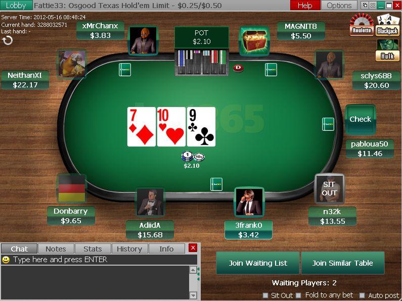 Free Texas Holdem - 12794