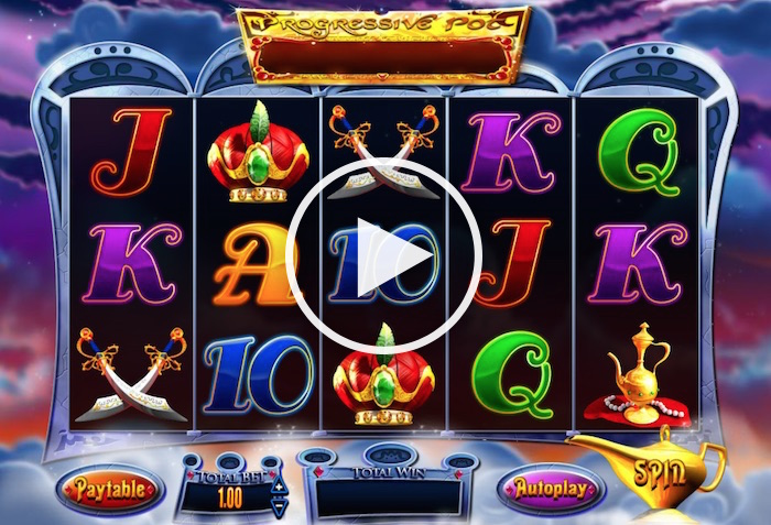 Progressive Jackpots online - 40237
