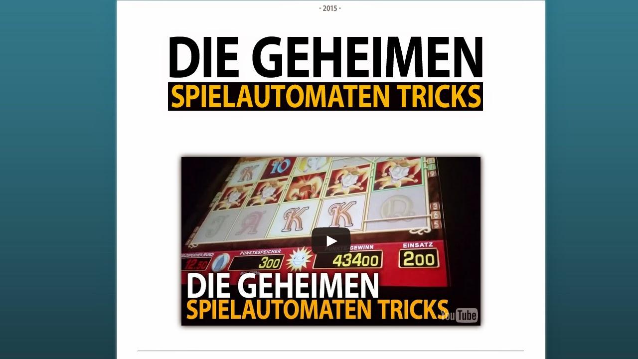 Tricks der Spielautomaten - 14679