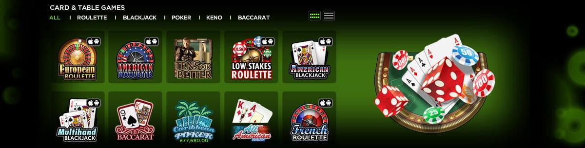 Spiele im Casino - 70791