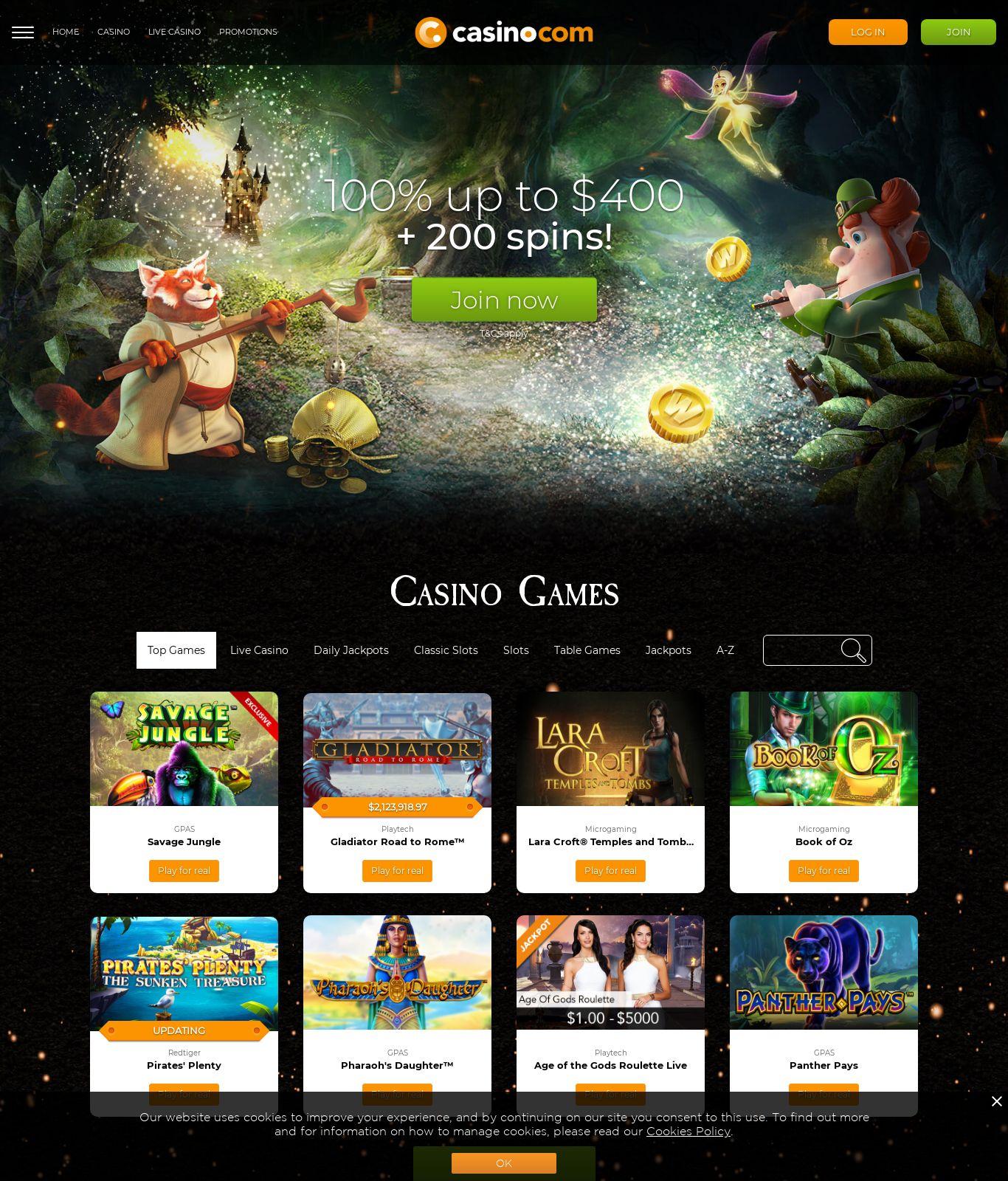 Echtgeld Casino app - 82027