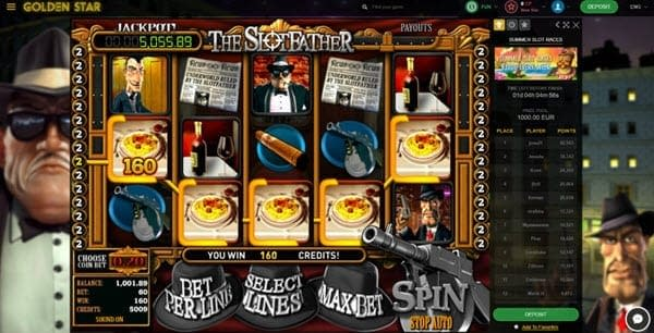 Spielautomat Bonus - 36307