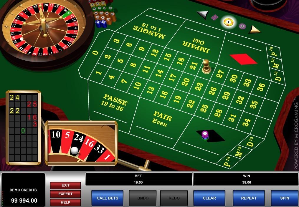 American Roulette spielen - 23933