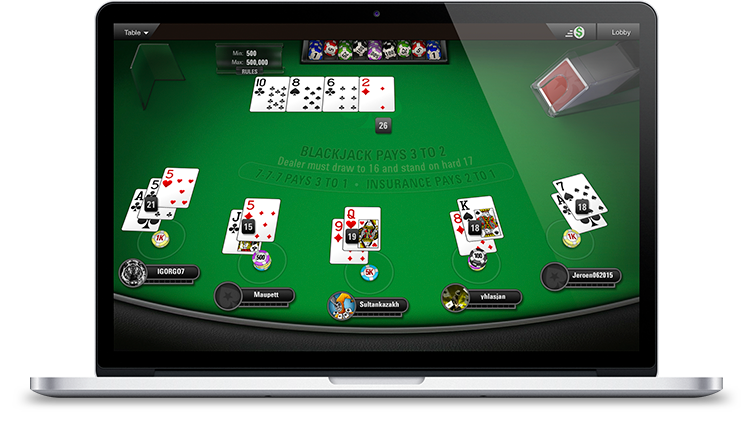 Pokerstars Casino - 80040