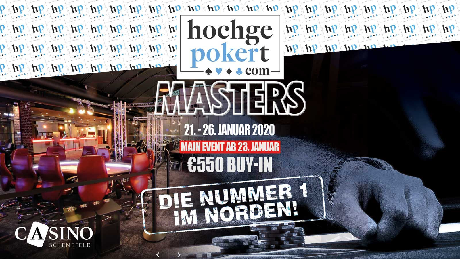 Poker Turniere - 54584