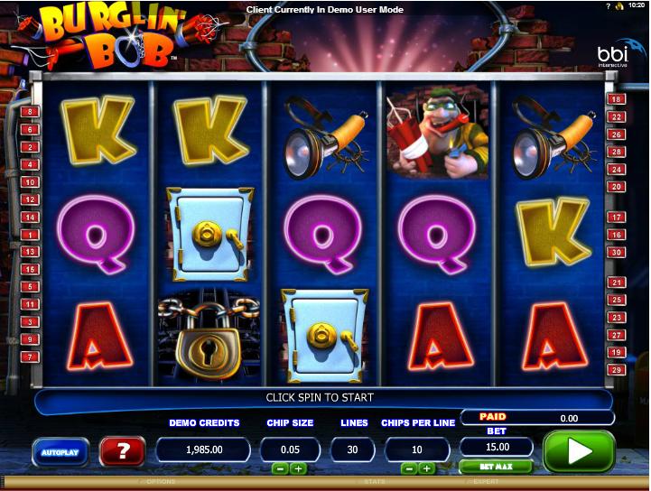 Spielautomaten Bonus - 96185