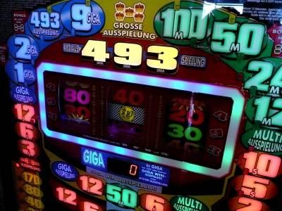 Slot Automaten Keno - 48137