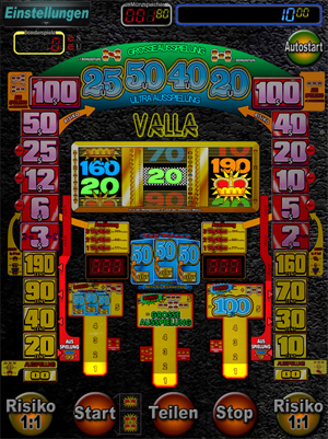 Spielautomaten Lizenz