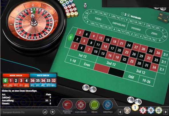 European Roulette - 81003