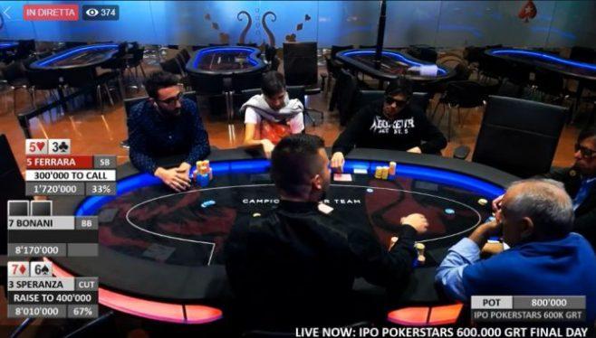 Pokerstars Live - 79792