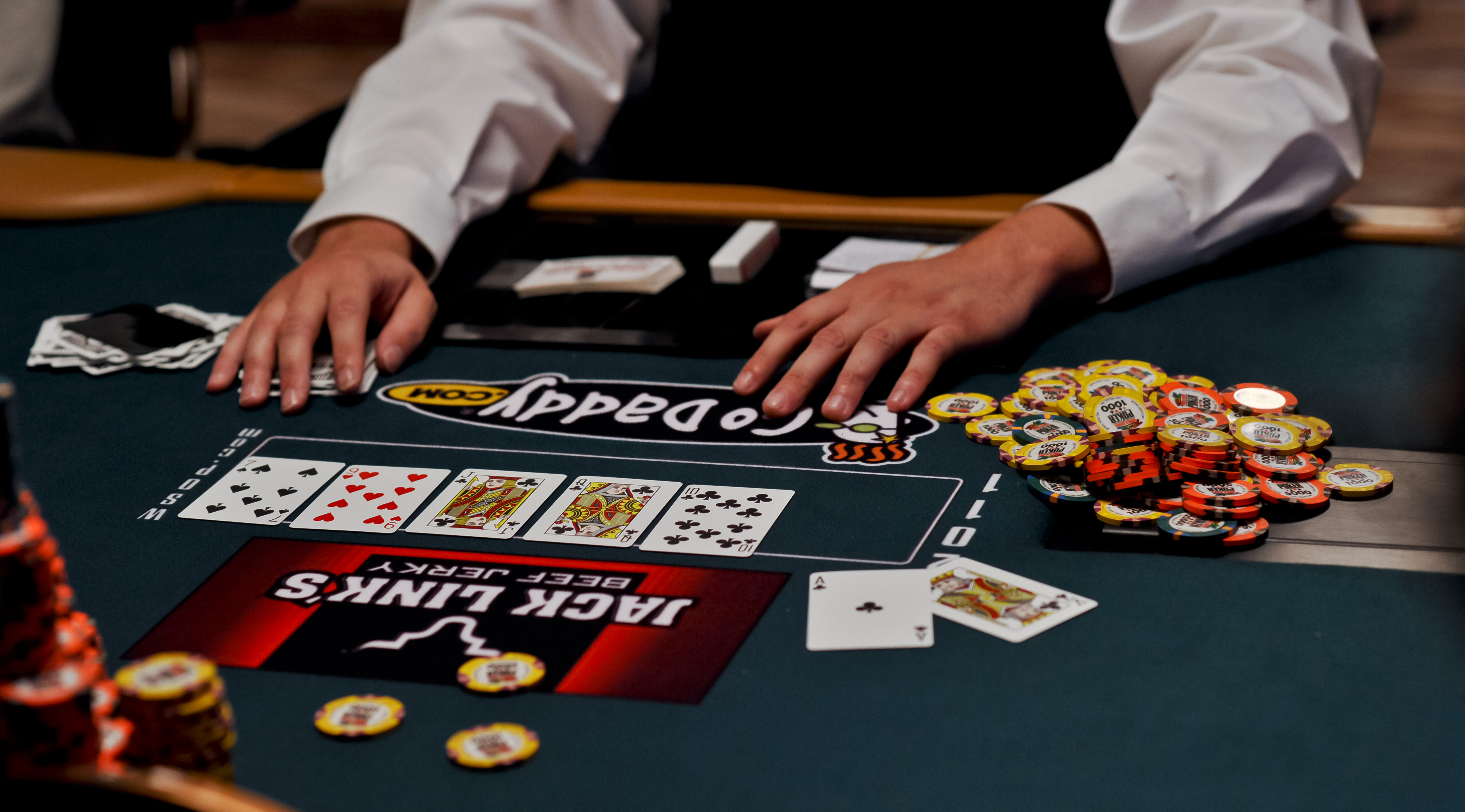 Pokernews Live Reporting - 55454