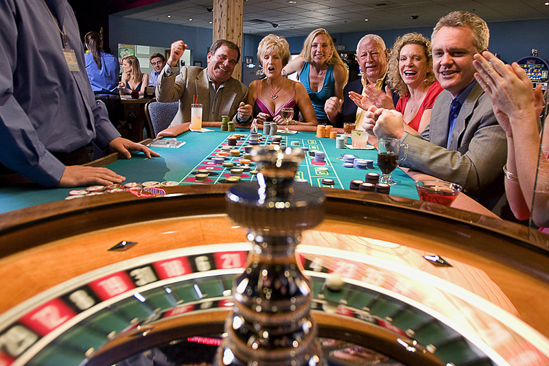 Amerikanisches Roulette - 64601