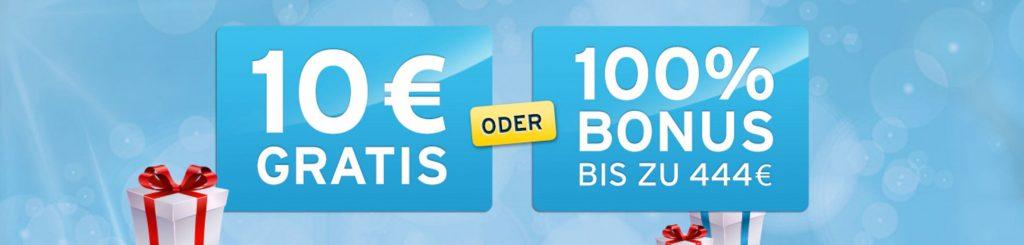 Casino euro Bonus - 18925