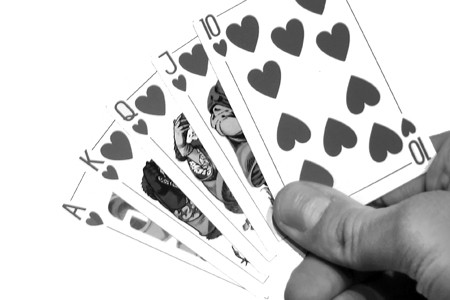 5 Stud Poker - 44579