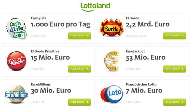 Lotto wirklich 1000 - 47442