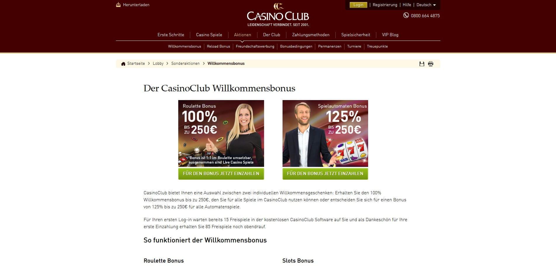 Casino euro Bonus - 94214