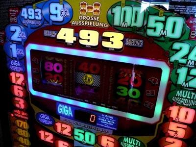 Spielbank Automaten - 17277
